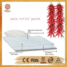 2015 direct factory OEM /ODM pain relieve patch,chinese herbal pain patch