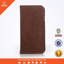 "Genuine leather mobile phone case for 4.7"" iphone6"
