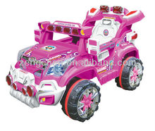 children drive vehicle, musical kid rc ride on car