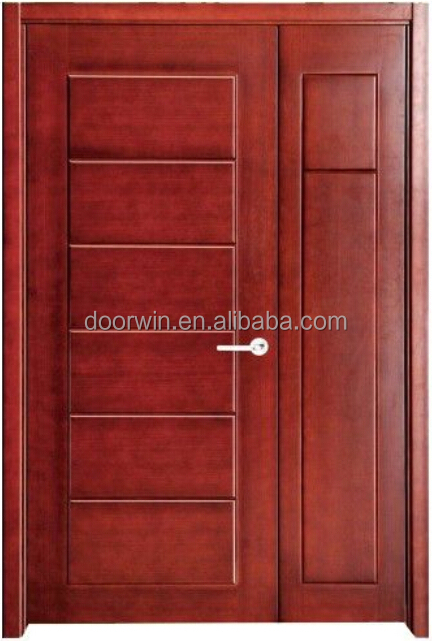 classique intrieur simple porte de la chambre de bois conception du panneau pour la maison - Modele Porte Chambre