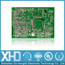 Aluminum pcb for led light pcb with power supply pcb assembly
