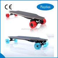 2015 New Christmas Gift Electric Skateboard with wireless Remote Comntrol