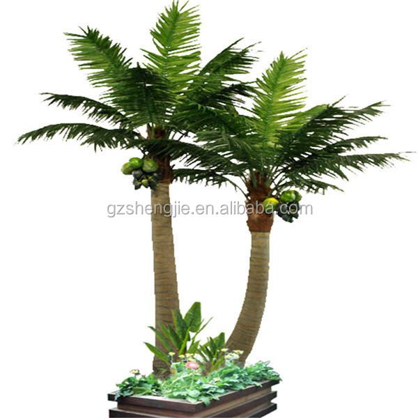 wholesale artificial coconut tree indoor outdoor artificial plastic coconut palm tree buy. Black Bedroom Furniture Sets. Home Design Ideas