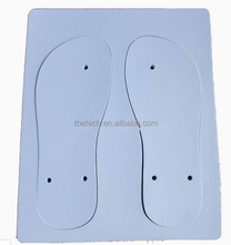 Men shoe blank flip flops slippers supplier in China