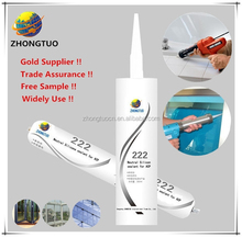 general purpose acetic silicone sealant for glass & aluminum application