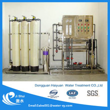 automatic RO water purifying plant/water treatment system