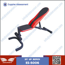 2014 Personal New Design high quality with CE approved foldable weights bench