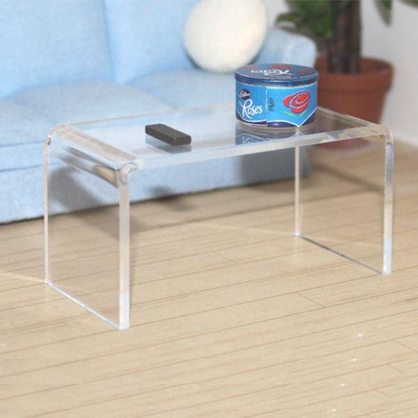 Fabriquer Une Table Basse Coulissante ~ Acrylique Table Basse, Basse ...
