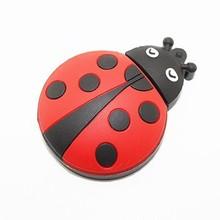 Beautiful gift ladybird shape usb flash driver hot sale in Dubai