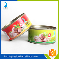 Exporting Delicious canned tuna meat
