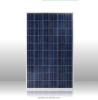 TUV, MCS, CE, ISO certificated low price per watt pv solar panels