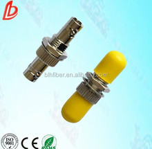 China supplier st fiber optic adaptor with high performance