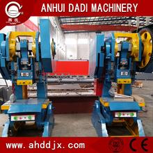 sheet metal punch press machine ,J23-63T mechanical power press,Da Di