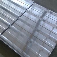 1060 H16 Series Aluminum Metal 840mm Corrugated Prepainted Sheet Plate