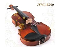 Round rod wenge bow violin with cheap price