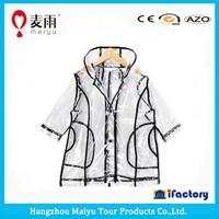 woodland raincoat women rain jacket water proof rain suit