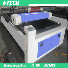electronic industry laser engraving cutting YT1325 well equipped laser cutting machine