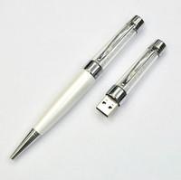Free Shipping New USB Stick Crystal Pen 4gb