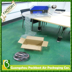 2015 Air Cushion Film Bag / bubble air bags inflatable Machine for packaging air bag