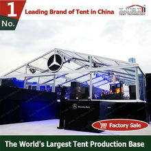 300 Seater Free Standing Air Conditioned Tent for Events