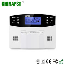 Spanish/Russian / France / Czech / Polish Voice prompt 99 Wireless & 7 Wired mobile call gsm alarm system PST-GA997CQ