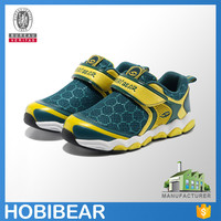 HOBIBEAR high quality child wholesale basketbal shoe boy sneakers running shoe