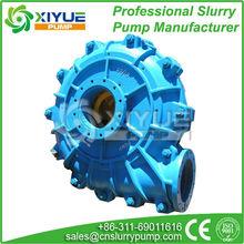 High efficiency abrasion resistant electric motor slurry pump