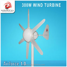 300w Chinese silent wind generators for sale