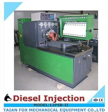 12PSB-D Fuel Injection Pump test bench with nozzle tester free cost