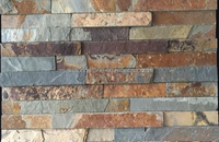 Slate Tile Natural Stone Look Cultured Stone Tile Facade Wall Tile