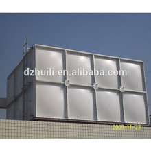 SMC FRP GRP water storage tank with rational capacity design