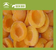 IQF frozen yellow peach half organic(iqf) frozen peach