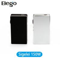 Variable Wattage e Cig Box Mod Sigelei 150W China Supplier Wholesale