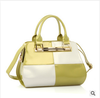 Fashionable cheap faux leather tote bags, latest shoulder bag,italian leather shoulder bags