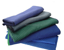 2015 Fashional polyester material Moving blankets for USA market