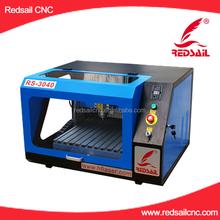 Redsail Desktop/mini cnc router tools 3040 with usb port