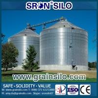 Bottom price, Low silo cost bolted grain storage silo