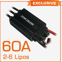 RC Helicopter 60A 2-6S Brushless ESC Shenzhen