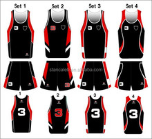 Boys Basketball Jerseys and Basketball Shorts/basketball wear/basketball uniforms