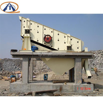 Sand circular vibrating screen