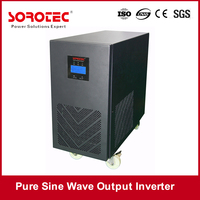 China Manufacturer 1000-6000W 10000 Watt Power Inverter Solar Power Generator