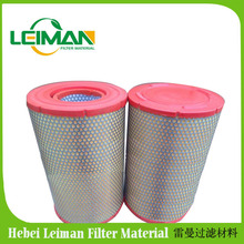 High performance media ac air intake products / truck /return pleating air filters / air conditioner filters