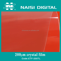 200mic Photo Crystal Cold Laminating Film