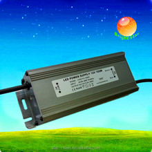 100W 12V IP67 Waterproof Constant Voltage LED power supply for road tube