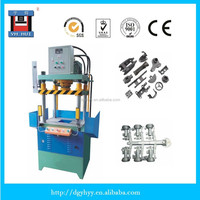 2015 new high performance hand operated hydraulic stamping punch press machine