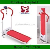 Treadmills commercial grade fully function/folding mini electric treadmill