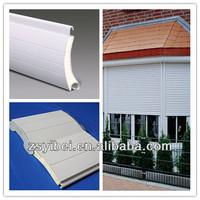 Hot sale aluminium slat roller shutters from China