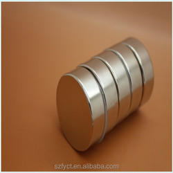 High Quality Round China NdFeB Magnet Manufacture