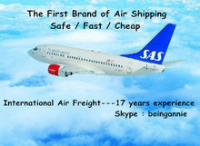 USD 1/KG Air freight from China to MOBILE,USA with 17 years experience --- Skype:boingannie