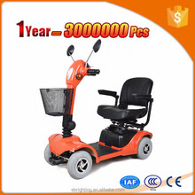 scooter for handicap travel electric scooter 4 wheels double seats mobility scooter